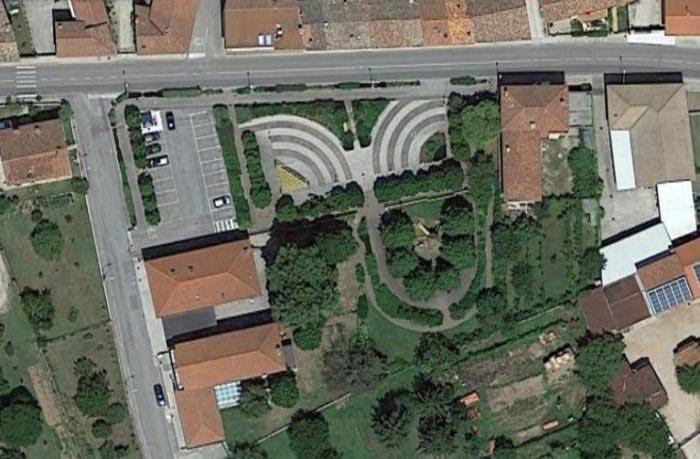 Piazza-Parco - Colloredo di Prato
