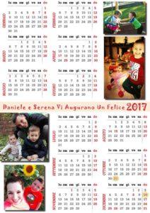 2017 calendario nipoti