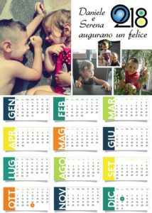 2018 calendario nipoti