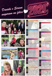 2020 calendario nipoti